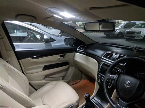 maruti ciaz official review page  team bhp