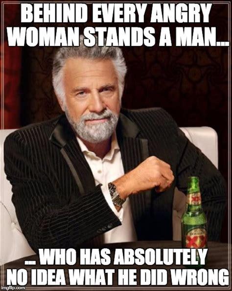 Angry Man Meme - angry woman meme driverlayer search engine