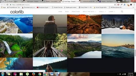 Shapely Theme Shapely Theme By Fasterthemes Tutorial 2