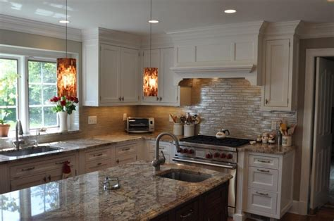 l shaped kitchens with islands shevchik kitchen 006 from island with sink to l shape