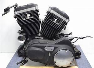 Harley Davidson 883 Engine