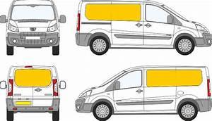 Dimension Peugeot Expert L1h1 : marquage adh sif autocollant pour expert ~ Medecine-chirurgie-esthetiques.com Avis de Voitures