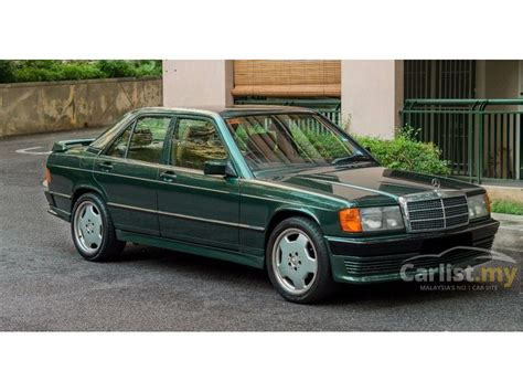 auto repair manual online 1985 mercedes benz w201 lane departure warning mercedes benz 190 e 1985 2 0 in kuala lumpur automatic sedan green for rm 49 900 4306910