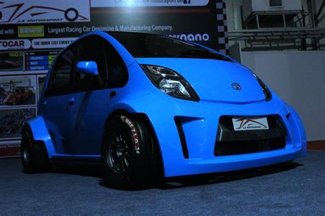 Ja Motorsport's 230hp Super Nano Is The Tata From Hell