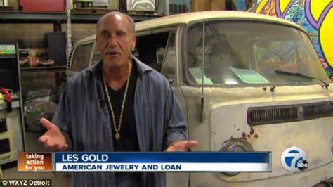 Dr Kervorkian's death mobile found at Detroit pawn shop