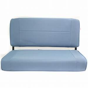 Garage Seat : new garage pro seat blue fold and tumble rear jeep cj6 wrangler yj c13461bl ebay ~ Gottalentnigeria.com Avis de Voitures