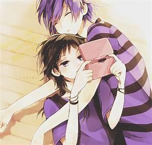 Image manga Couple
