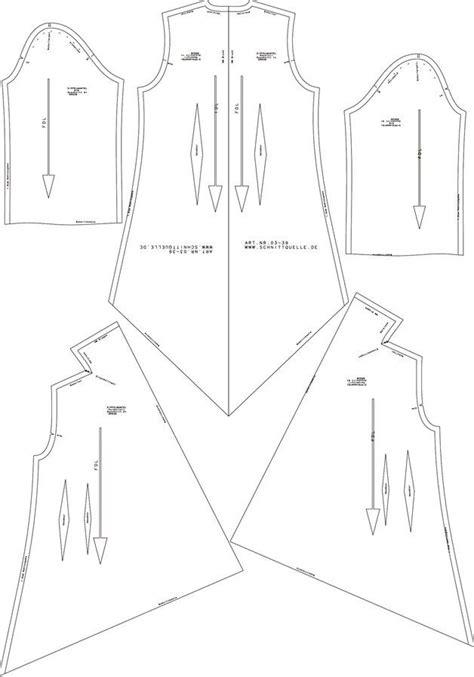 Schnittmuster in orgnialgröße ausdrucken, ausschneiden und losnähen. Oberteile & Jacken - Schnittmuster: Zipfelmantel (03-39) - ein Designerstück von schnittquelle ...