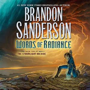 Words of Radiance - Audiobook | Listen Instantly!