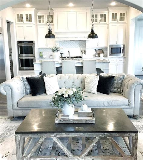 kitchen living room design ideas 26 kitchen living room ideas country dining room lighting
