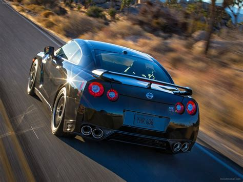 Nissan Gt R Track Edition 2018 Exotic Car Wallpaper 09 Of