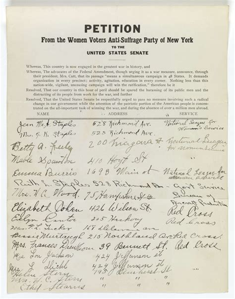 woman suffrage    amendment national archives