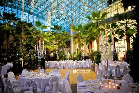 navy pier gardens wedding