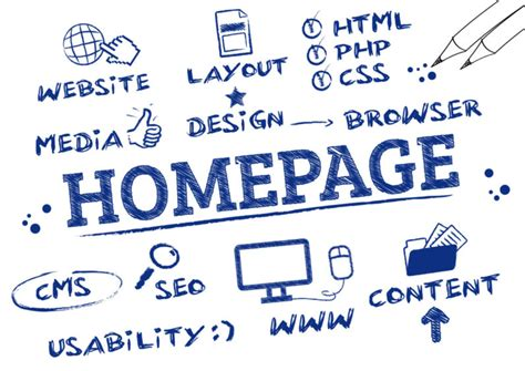 Best Homepage by Get Your Best Homepage From Nada To Prada In 7 Steps
