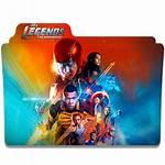 Tomorrow Legends Dc Folder Icon S02 Deviantart