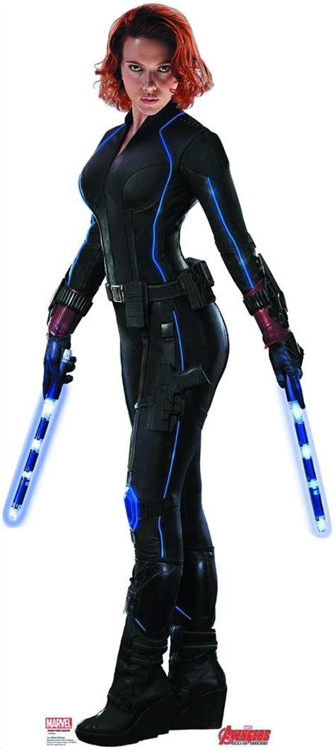 Avengers Age Ultron Black Widow Life Size Standup