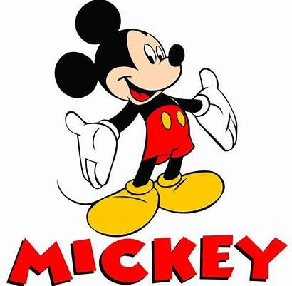 Mickey Mouse Face Clipart Disney Cartoon Template
