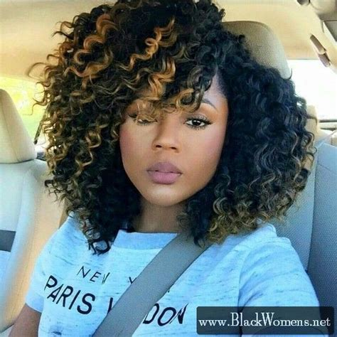 The emulated crochet braid styles on black women ? be the