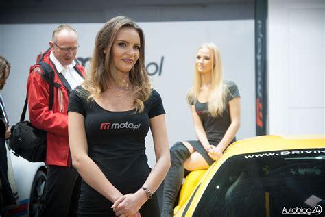 Motor Show Poznań 2016 I Piękne Dziewczyny