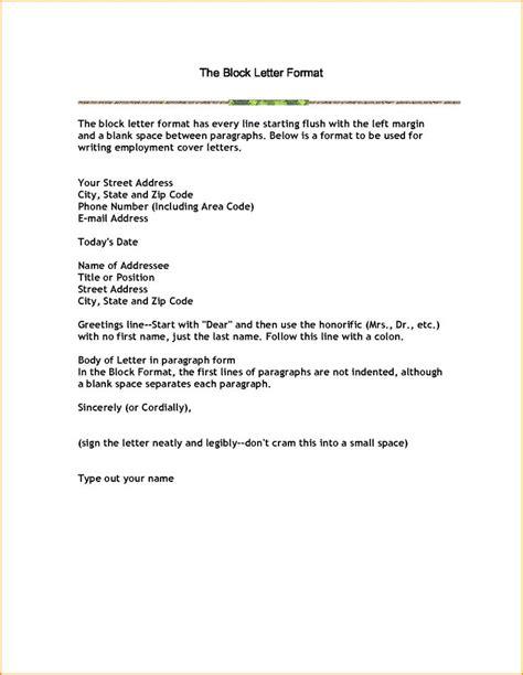 melhores ideias de business letter format