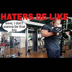 Haters Be Like ... Workout Haters Quotes