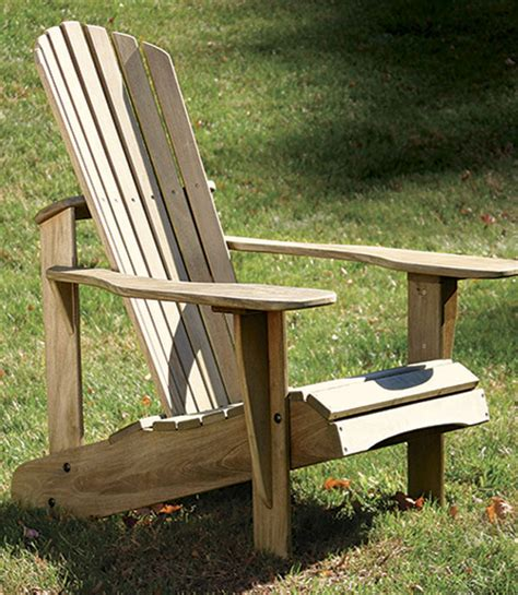 curved  adirondack chair finewoodworking