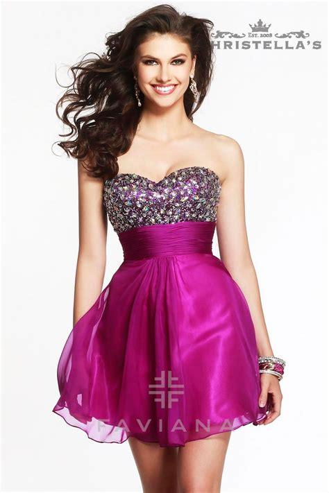 Faviana 7423 Dress - Shop the look at Christellas.com ...