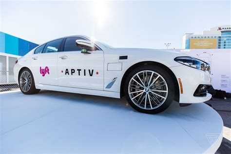 Lyft And Aptiv Have Completed 5,000 Paid Trips In Their