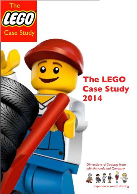 lego case study  great turnaround