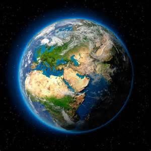 carte ciel terre