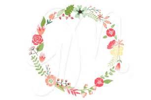 Floral Wreath Clip Art Free