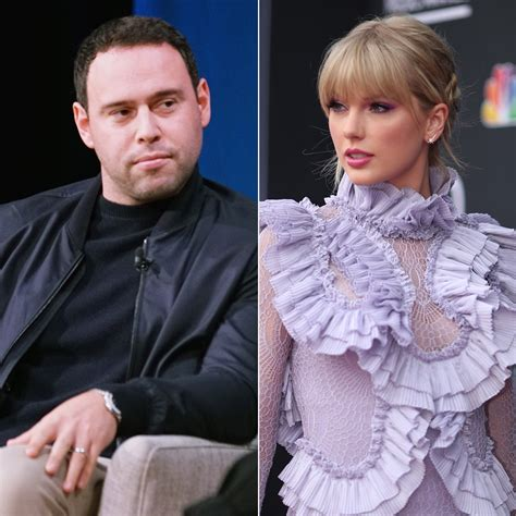 Scooter Braun Boasted About Buying Taylor Swift Before Drama