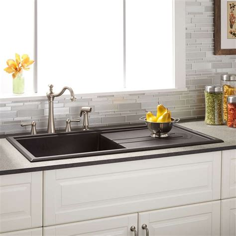 1000 ideas about composite sinks on granite