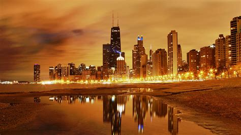 chicago nights wallpapers hd wallpapers id