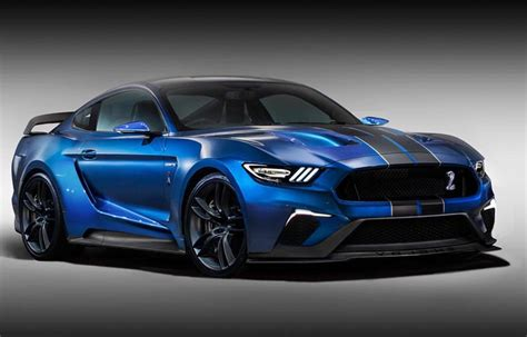 2019 Ford Mustang Gt500 Specs  Cars Coming Out