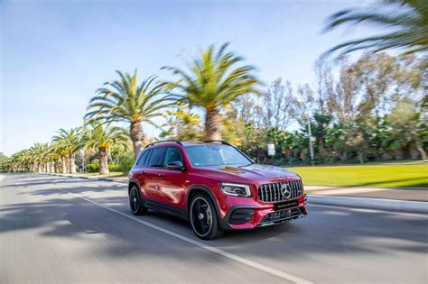 It's not a characterful or engaging machine as such, but the combination of raised. Mercedes-Benz brings in AMG GLB 35 4MATIC crossover SUV - Speed Magazine