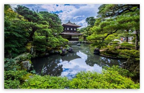 Japanese Garden 4k Hd Desktop Wallpaper For 4k Ultra Hd Tv