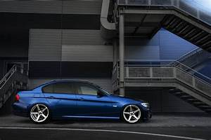 Bmw E90 Tuning : bmw e90 deep concave blue tuning drives rollers hd wallpaper ~ Jslefanu.com Haus und Dekorationen