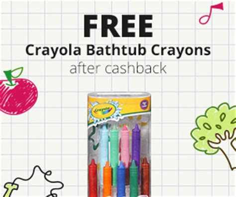 Crayola Bathtub Crayons Target by Free Crayola Bathtub Crayons How To Shop For Free With