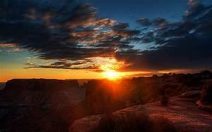Mountain Sunset Wallpaper | wallpaper, wallpaper hd ...