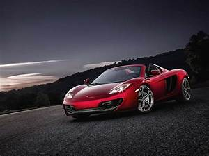 McLaren MP4 12C Spider Buying Guide