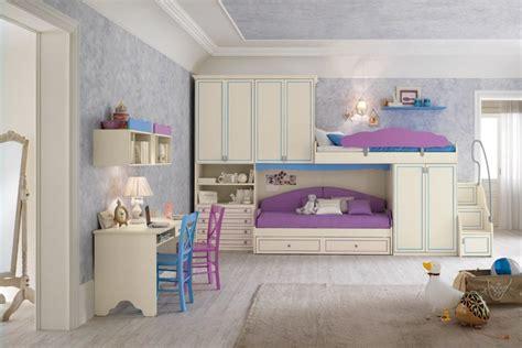chambre bleu violet des idées bohemes ou design pour la chambre de fille