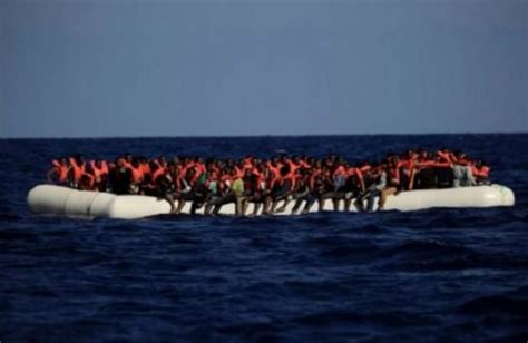 Boat Sinking Libya by More Than 100 Are Missing After A Boat Sinks