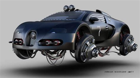 Bugatti Flying Car by A Flying Hover Bugatti Of The Future Only Motors