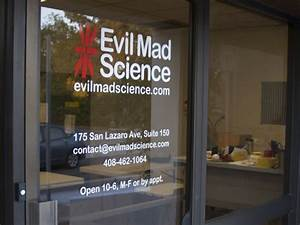 Fall Open House | Evil Mad Scientist Laboratories