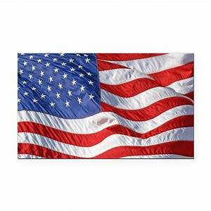 waving wind american flag rectangle car magnet by admin With kitchen colors with white cabinets with american flag car sticker
