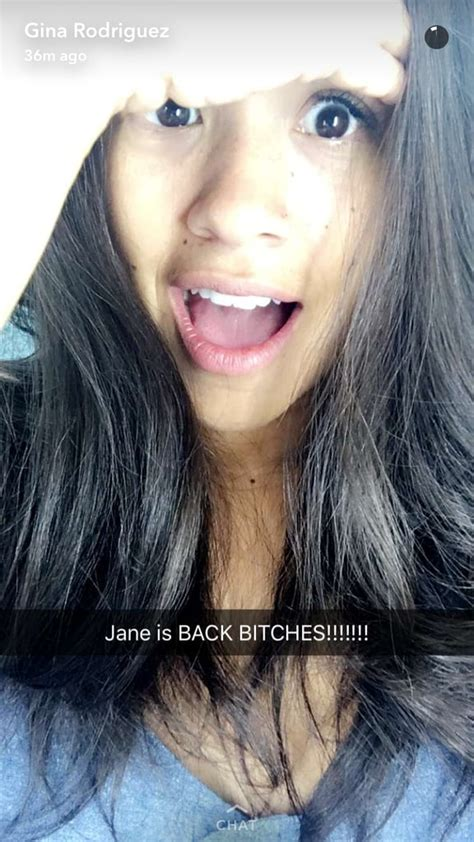 Jane The Virgin Season 3 Cast Snapchat Pictures August