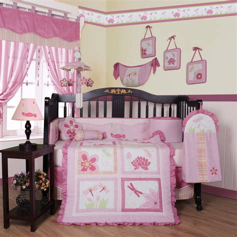 geenny boutique dragonfly  piece crib bedding set