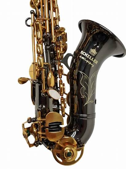 Soprano Saxophone Gold Curved American Heritage Additional