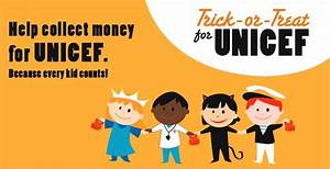 Trick or Treat for Unicef! | Cool Mom Picks